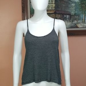 Brandy Melville One Size Stripped Top